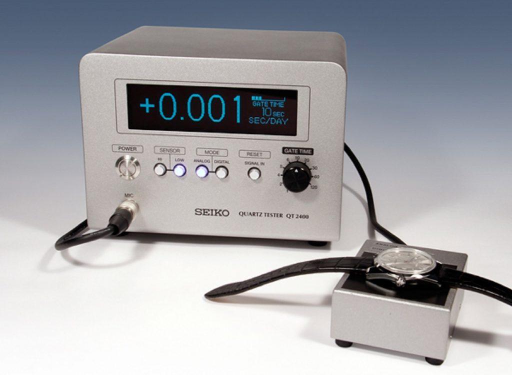 QZ歩度測定器
